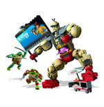 Teenage Mutant Ninja Turtles Mega Bloks Construction Set Krang's Rampage