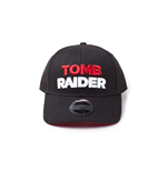 Tomb Raider - 3D Embroidery Logo Curved Bill Cap