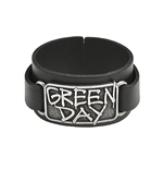 Green Day - Logo - Wrist Strap
