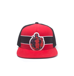 Deadpool - Stripe Comic Badge Snapback