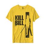 Kill Bill T-shirt Silhouette