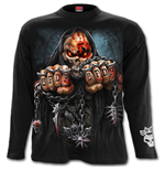 5fdp - Game Over - Licensed Band Long Sleeve Black