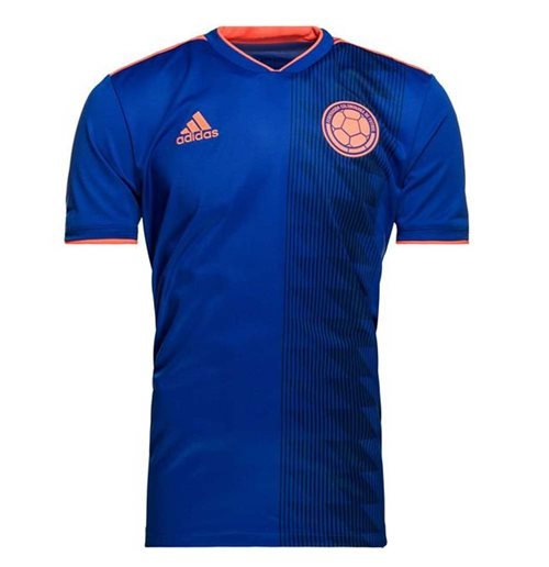 2018-2019 Colombia Away Adidas Football Shirt (Kids)