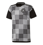 2018-2019 Germany Adidas Pre-Match Shirt (White)