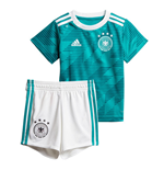 2018-2019 Germany Away Adidas Baby Kit