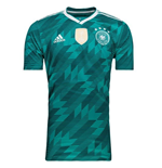 2018-2019 Germany Away Adidas Football Shirt