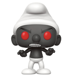 The Smurfs POP! TV Vinyl Figure Black Smurf 9 cm