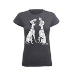 Disney Ladies T-Shirt 101 Dalmatians Family