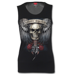 Unspoken - Tattoo Back Mesh Sublimated  Vest