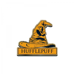 Harry Potter - Hufflepuff Sorting Hat Enameled Badge