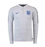 2018-2019 England Nike Training Drill Top (Grey)
