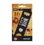 The Walking Dead - Fear The Living Bottle opener
