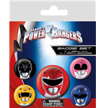 Power Rangers Pin 294367