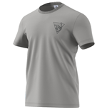 2018-2019 Argentina Adidas Graphic Tee (Grey)