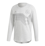 2018-2019 Germany Adidas Seasonal Special Sweatshirt (Light Grey)