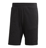 2018-2019 Germany Adidas Seasonal Special Sweat Shorts (Black Melange)
