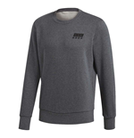 2018-2019 Germany Adidas Graphic Crew Sweatshirt (Grey)