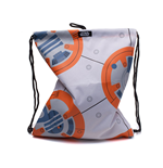 STAR WARS The Last Jedi BB-8 Gymbag, White