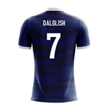 2018-2019 Scotland Airo Concept Home Shirt (Dalglish 7) - Kids