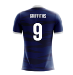 2018-2019 Scotland Airo Concept Home Shirt (Griffiths 9) - Kids