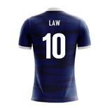 2018-2019 Scotland Airo Concept Home Shirt (Law 10) - Kids
