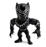 Captain America Civil War Metals Diecast Mini Figure Black Panther 10 cm