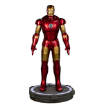 Iron Man Life-tatue Iron Man Mark III 210 cm