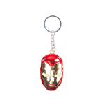 Marvel Metal Keychain Iron Man Mask 3D 7 cm