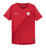2018-2019 Poland Away Nike Football Shirt (Kids)