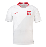 2018-2019 Poland Home Nike Football Shirt