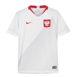 2018-2019 Poland Home Nike Football Shirt (Kids)