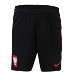 2018-2019 Poland Nike Dry Squad Training Shorts (Black)
