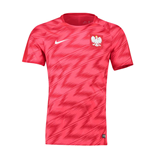 2018-2019 Poland Nike Pre-Match Training Shirt (Red)