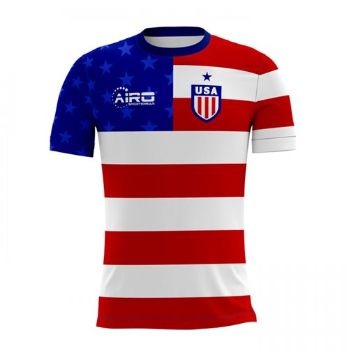 2018-2019 USA Home Concept Football Shirt (Kids) for only C$ 57.04 ...