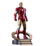 Marvel's The Avengers Movie Masterpiece Diecast Action Figure 1/6 Iron Man Mark VI 32 cm