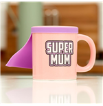 Super Mum Mug with cape