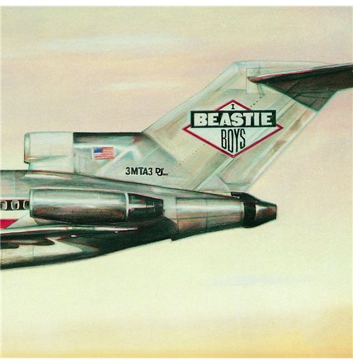 Vynil Beastie Boys - Licensed To Ill