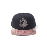 Monster Hunter - Metal Badge Snapback