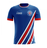 2018-2019 Iceland Home Concept Football Shirt (Kids)