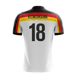 2018-19 Germany Airo Concept Home Shirt (Klinsmann 18)