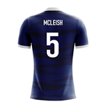 2018-2019 Scotland Airo Concept Home Shirt (McLeish 5) - Kids