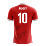 2018-2019 Wales Airo Concept Home Shirt (Ramsey 10) - Kids