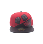 Ant-Man & The Wasp - Rubber Patch PU Novelty Snapback Cap