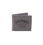 Jack Daniel's -  Debossed Logo Leather Bifold Wallet