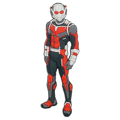 ANT-MAN Character Soft Touch PVC Magnet