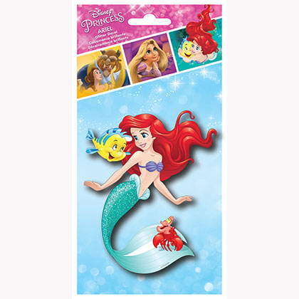 The LITTLE MERMAID 4 Inch Sticker Decal