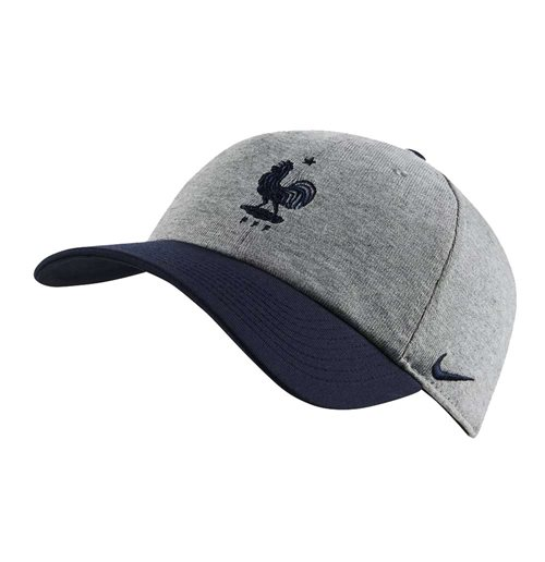 b52b83aee5bf66 Buy Official 2018-2019 France Nike H86 Core Cap (Grey)