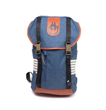 Star Wars - Han Solo Melange Polyester And PU Elaborated Backpack