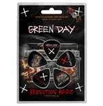 Green Day Guitar Pick 296283