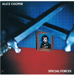 Vynil Alice Cooper - Special Forces (White Vinyl)